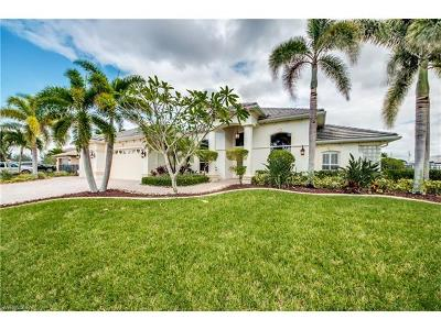 Cape Coral Single Family Home For Sale: 1451 Old Burnt Store Rd N