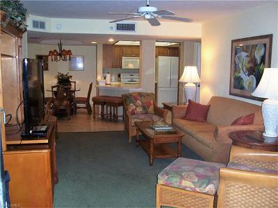 Fort Myers Beach Condo/Townhouse For Sale: 6640 Estero Blvd #201