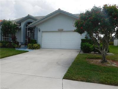 Fort Myers Single Family Home For Sale: 12801 Kelly Sands Way