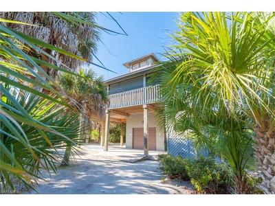 Captiva Single Family Home For Sale: 4450 Seagrape Bend Dr