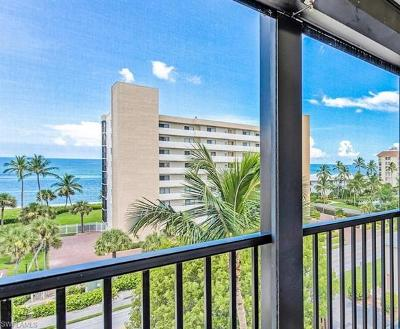 Naples Condo/Townhouse For Sale: 10482 Gulf Shore Dr #251