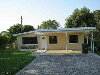 Single Family Home For Sale: 1860 Grace Ave