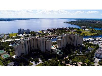 North Star Yacht Club Condo/Townhouse For Sale: 3414 Hancock Bridge Pky #801