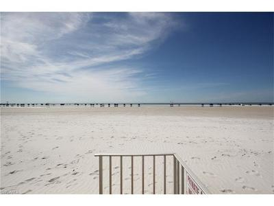 Fort Myers Beach Condo/Townhouse For Sale: 6500 Estero Blvd #H200