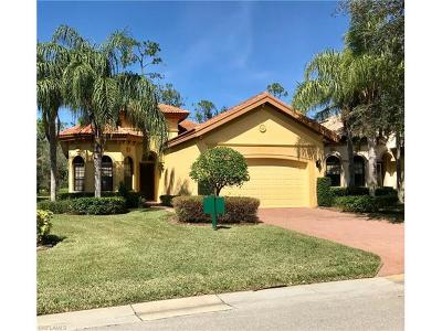 Fort Myers Single Family Home For Sale: 8271 Provencia Ct
