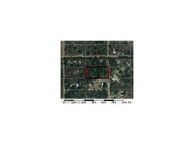 Clewiston Residential Lots & Land For Sale: 620 S Palm St