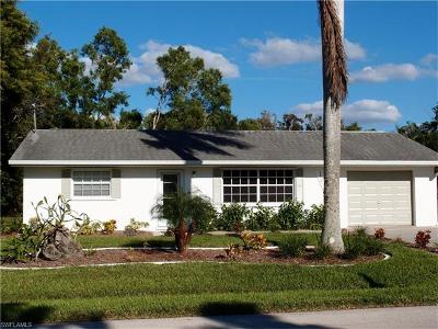 Bokeelia Single Family Home For Sale: 10768 Russell Rd