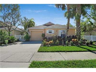 Naples Single Family Home For Sale: 1219 Silverstrand Dr