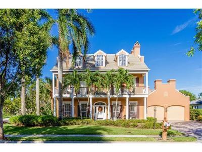 Single Family Home For Sale: 1501 McGregor Reserve Dr