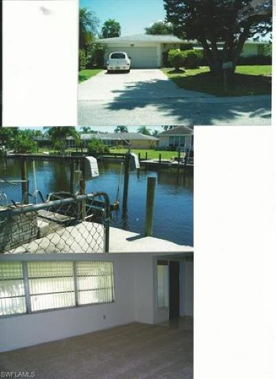 Cape Coral Single Family Home For Sale: 3509 SE 18th Ave