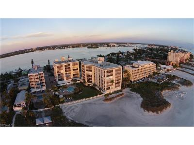Fort Myers Beach Condo/Townhouse For Sale: 394 Estero Blvd W #403