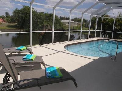Cape Coral Single Family Home For Sale: 601 SE 23rd Ave
