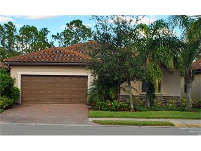 Fort Myers Single Family Home For Sale: 9408 River Otter Dr