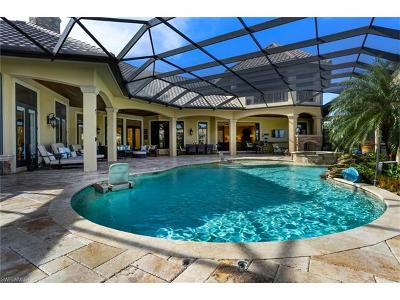 Bonita Springs Single Family Home For Sale: 23761 Napoli Way