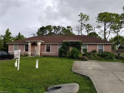 Naples Multi Family Home For Sale: 5088 24th Ave SW