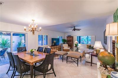 Fort Myers Condo/Townhouse For Sale: 5822 Wild Fig Ln