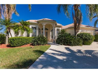 Cape Coral Single Family Home For Sale: 123 SW 51st Ter