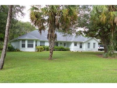 Cape Coral, Matlacha Single Family Home For Sale: 3237 Delilah Dr