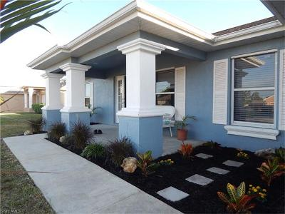 Cape Coral FL Single Family Home For Sale: $229,750