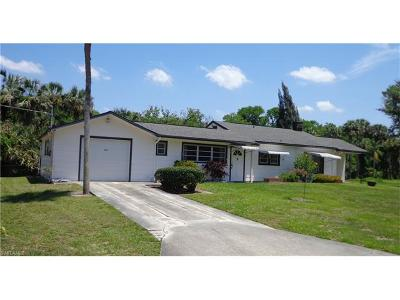 Labelle FL Single Family Home For Sale: $239,900