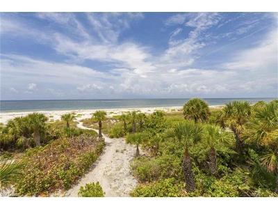 Captiva Condo/Townhouse For Sale: 640 Gulf Ln #3