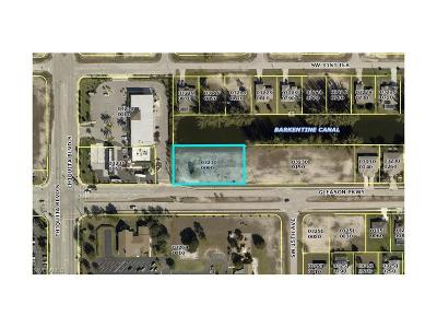 Cape Coral Commercial For Sale: 1513 Gleason Pky