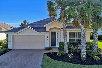 Cape Coral Single Family Home For Sale: 2644 Sunvale Ct