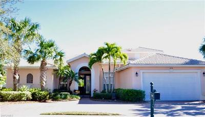 Naples FL Single Family Home For Sale: $504,000