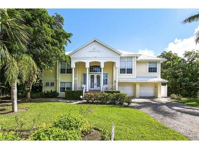 Sanibel Single Family Home For Sale: 478 Sea Oats Dr