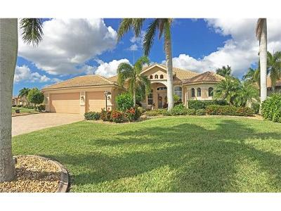 Cape Coral FL Single Family Home For Sale: $550,000