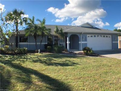 St. James City Single Family Home For Sale: 2469 Sapodilla Ln