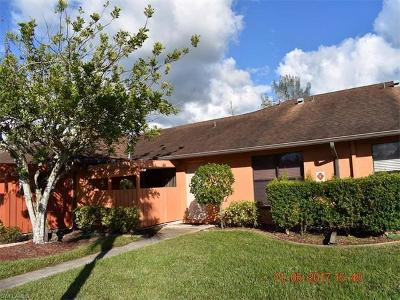 North Fort Myers Condo/Townhouse For Sale: 16400 Bay Pointe Blvd #3