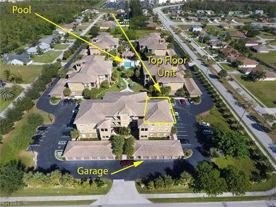 Cape Coral Condo/Townhouse For Sale: 3808 Agualinda Blvd #304