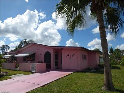 Lehigh Acres Single Family Home For Sale: 455 Valley Dr