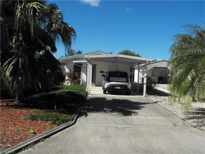 St. James City Single Family Home For Sale: 2651 Bamboo St