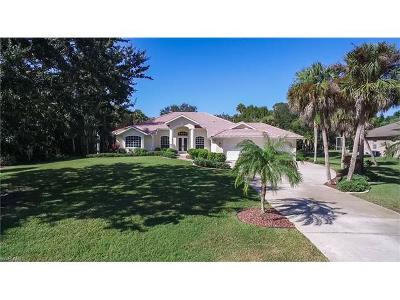 North Fort Myers Single Family Home For Sale: 12711 Treeline Ct