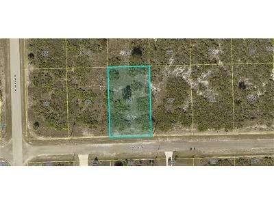 Lehigh Acres FL Residential Lots & Land For Sale: $4,111