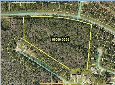 Lehigh Acres Residential Lots & Land For Sale: 155 Greenbriar Blvd