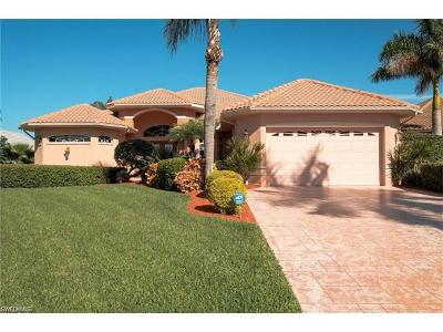 Cape Coral FL Single Family Home For Sale: $697,000