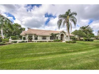 Fort Myers Single Family Home For Sale: 15470 Queensferry Dr