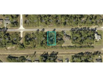 Lehigh Acres FL Residential Lots & Land For Sale: $5,555
