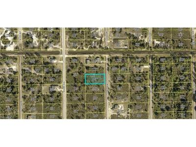 Lehigh Acres FL Residential Lots & Land For Sale: $6,777