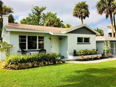 Fort Myers Single Family Home For Sale: 212 Granada Blvd