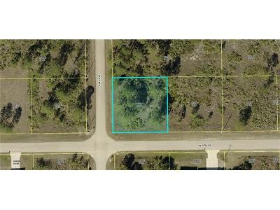 Lehigh Acres FL Residential Lots & Land For Sale: $5,222