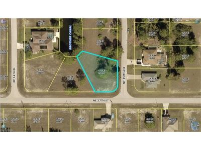 Cape Coral Residential Lots & Land For Sale: 1429 NE 37th St