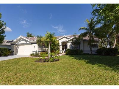 Fort Myers Single Family Home For Sale: 12621 Strathmore Loop