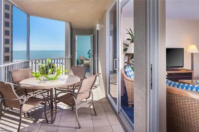 Fort Myers Condo/Townhouse For Sale: 6620 Estero Blvd #603