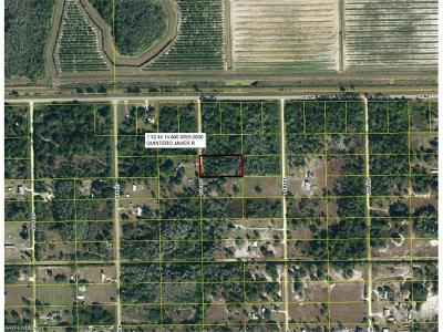 Clewiston Residential Lots & Land For Sale: 855 N Isora St