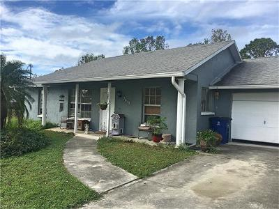 Fort Myers Single Family Home For Sale: 2619 E Cypress Ave