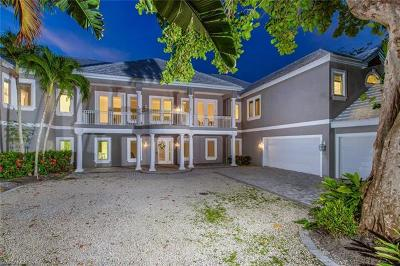 Sanibel Single Family Home For Sale: 2984 Wulfert Rd